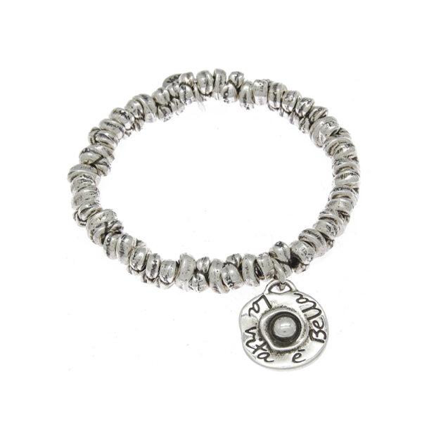 Дизайнерские украшения. Сделано вручную в Мадриде. Испанская бижутерия Ciclon: браслет 172134-00